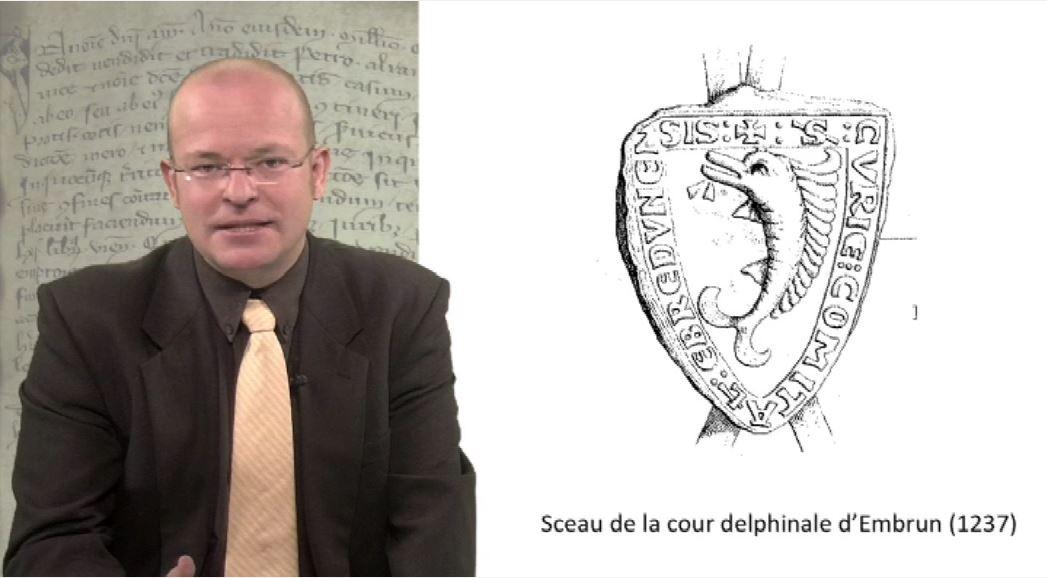 """""""Les Médiévalpes"""" n° 9 : Le dauphin (1/2)"""