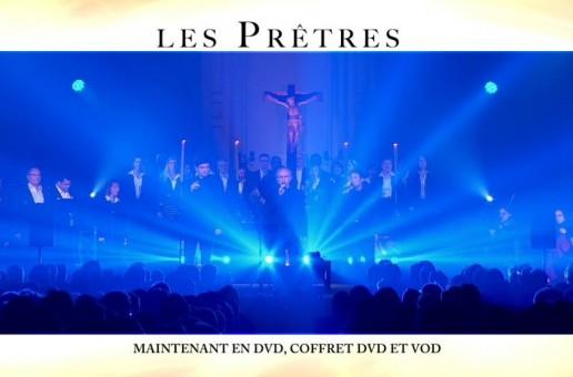 «Les Prêtres» en DVD, coffret DVD et VOD