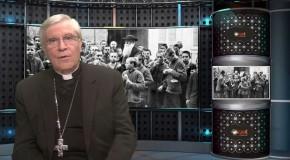 La chronique de Mgr Jean-Michel di Falco Léandri : Mouillons-nous pour les autres comme «Il» s'est mouillé pour nous.