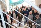 Conseil presbytéral avec visite des travaux en cours au Saint-Cœur