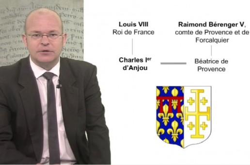 «Les Médiévalpes» n° 12 : Le comte de Provence (1/2)