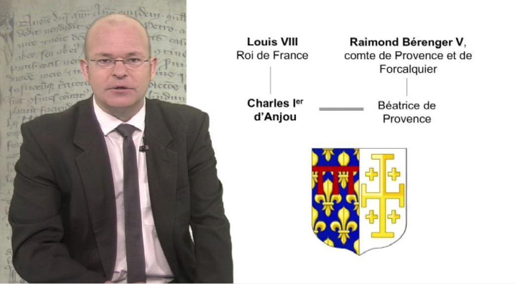 """""""Les Médiévalpes"""" n° 12 : Le comte de Provence (1/2)"""
