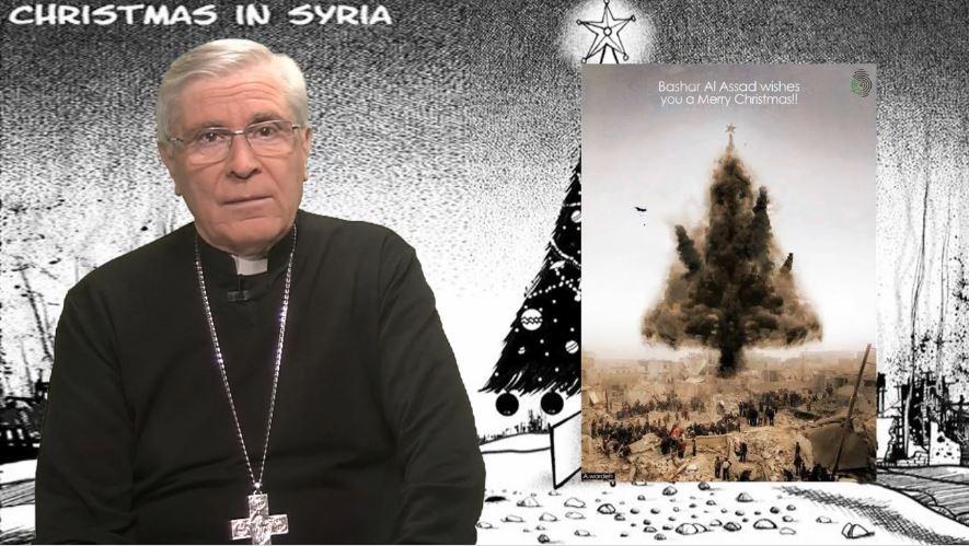La chronique de Mgr Jean-Michel di Falco Léandri : Quatrième Noël de guerre en Syrie
