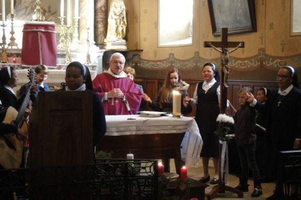 Fête paroissiale à Serres avec les Sœurs de La Salette !