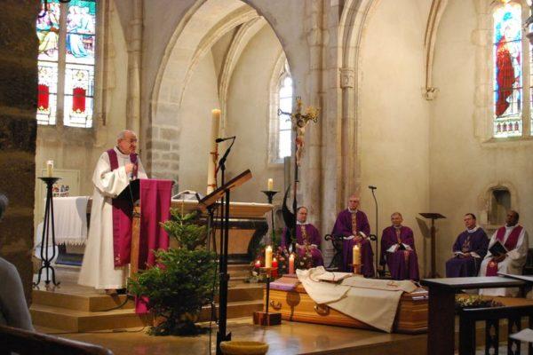 Retour sur les obsèques de Mgr Georges Lagrange