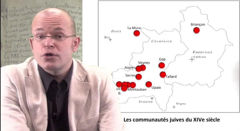"""""""Les Médiévalpes"""" n° 14 : Les juifs de l'évêque (1/2)"""
