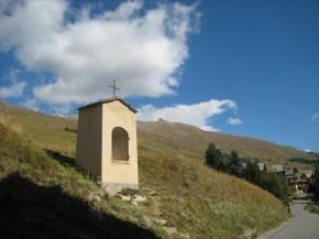Patrimoine religieux vernaculaire du diocèse – Les oratoires de Saint-Véran