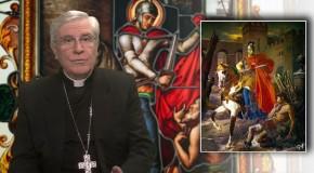 La chronique de Mgr Jean-Michel di Falco Léandri – Aider les autres : un délit !