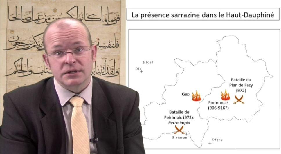 """""""Les Médiévalpes"""" n° 22 : Les Sarrazins des Alpes (2/2)"""