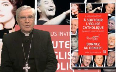 Radio Vatican parle de la campagne du Denier de l'Église lancée par le diocèse