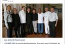 La tournée du groupe «Les Prêtres» en Guyane, Martinique et Guadeloupe