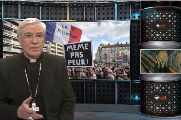 La chronique de Mgr Jean-Michel di Falco Léandri – Même pas peur