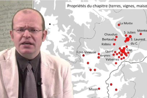 """""""Les Médiévalpes"""" n° 26 : Les chanoines de Gap (3/4)"""
