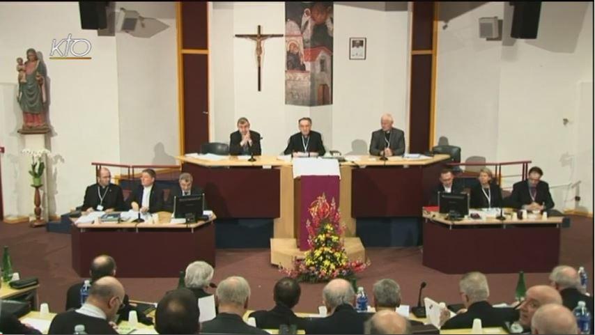 Discours d'ouverture de Mgr Georges Pontier à Lourdes pour l'Assemblée plénière des évêques