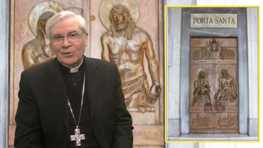 La chronique de Mgr Jean-Michel di Falco Léandri – « Un certain Jésus de Nazareth condamné à mort ! »