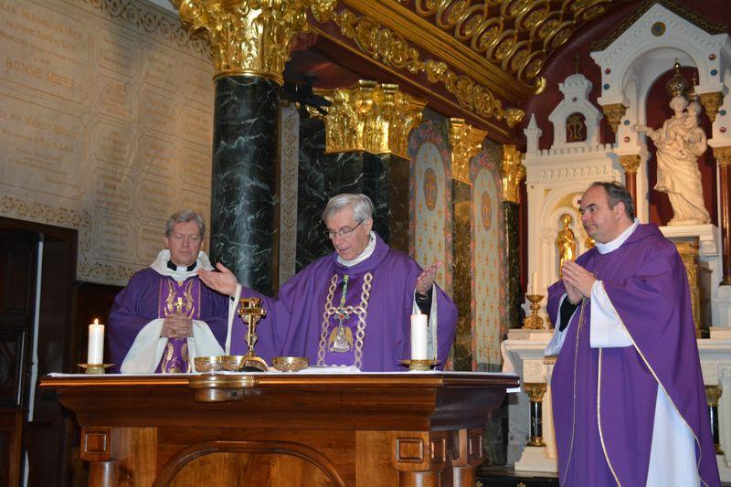 Mgr Jean-Michel di Falco Léandri aux chefs des établissements catholiques d'enseignement