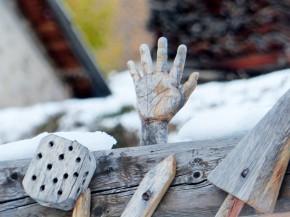 la chalp (hameau) la main