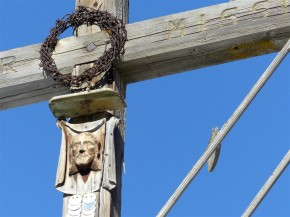 les sagnes tête de Christ et couronne d'épines