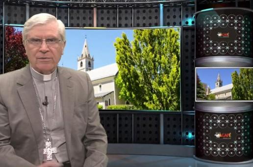 La chronique de Mgr Jean-Michel di Falco Léandri –  Un Prix Nobel de la Paix dans un sanctuaire de réconciliation