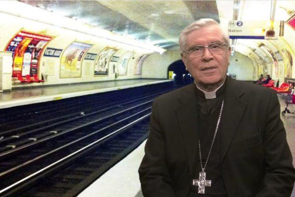 La chronique de Mgr Jean-Michel di Falco Léandri –  Les chrétiens d'Orient censurés par la RATP