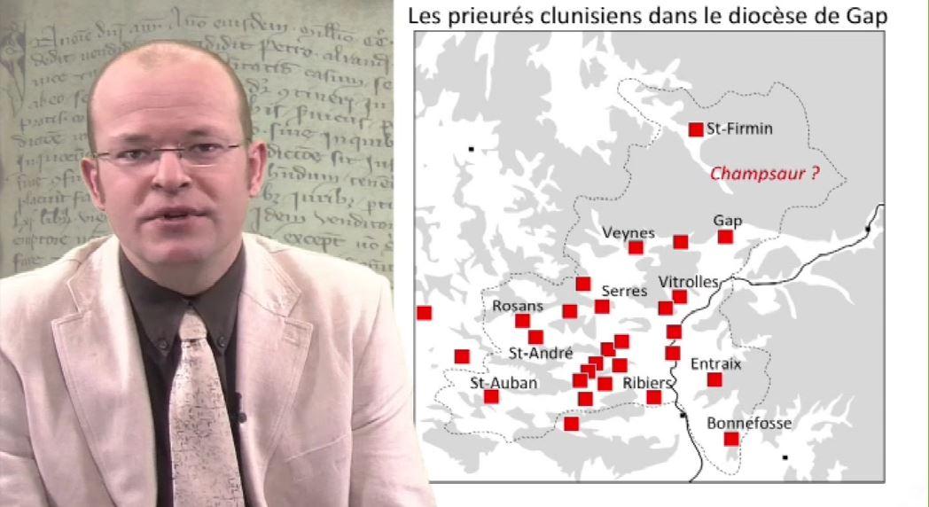 """Les Médiévalpes"" n° 29 : Les monastères (1/3)"