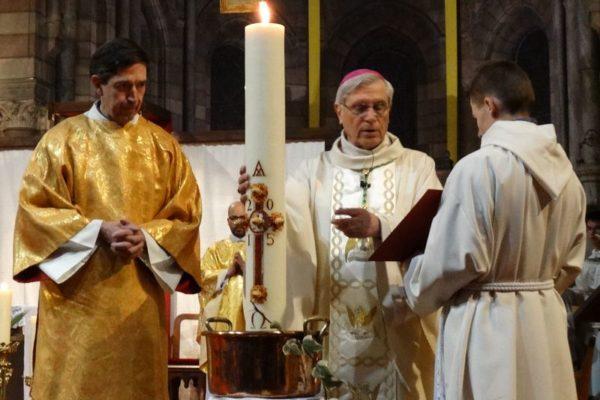 Pâques à Gap et dans le diocèse