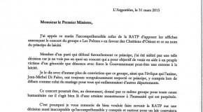 Merci à notre député Joël Giraud suite à ses lettres adressées à Manuel Valls, Laurent Fabius et Ségolène Royal
