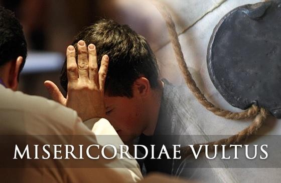 Pape François. Le Christ, visage de la Miséricorde du Père