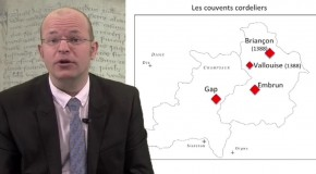 «Les Médiévalpes» n° 32 : Les franciscains dans le Haut-Dauphiné