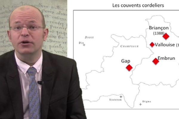 """""""Les Médiévalpes"""" n° 32 : Les franciscains dans le Haut-Dauphiné"""
