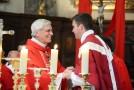 Édouard Le Conte, prêtre. Vidéos de l'ordination