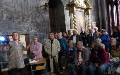 Notre-Dame du Réal a participé à la nuit des cathédrales
