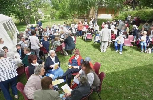 L'Ascension au Laus et à Puy-Sanières