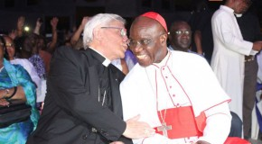 «Les Prêtres» en Côte d'Ivoire