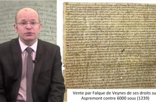 «Les Médiévalpes» n° 38 : Le droit et l'écriture