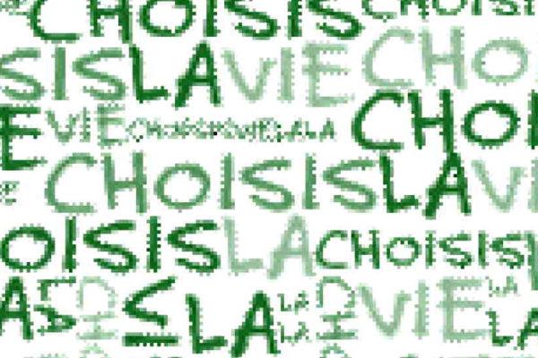 « Choisis la vie »