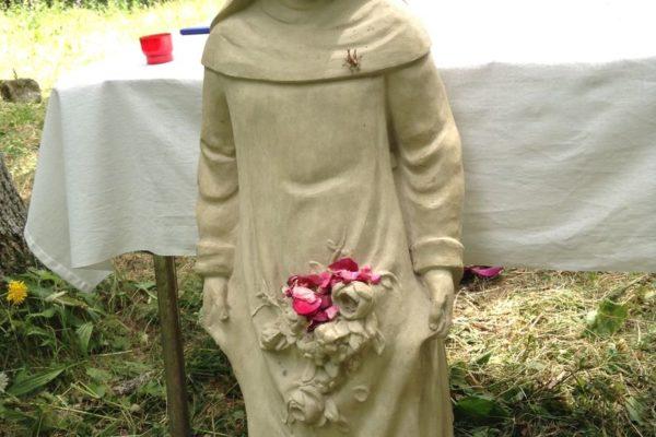 Pèlerinage pour petits pas: dimanche 7 juillet, à Rabou