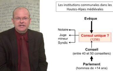 """""""Les Médiévalpes"""" n° 43 : Communes et consulats (2/2)"""