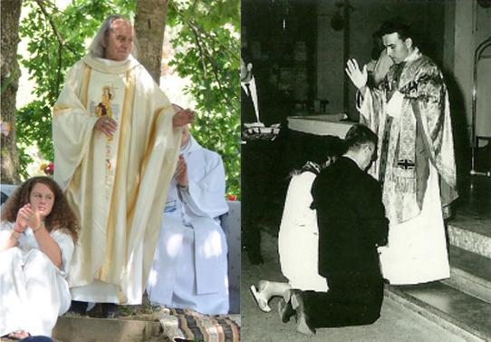 Les 50 ans de sacerdoce du père Guy Gilbert à Faucon