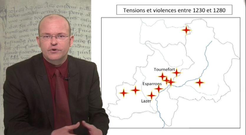 """You are currently viewing """"Les Médiévalpes"""" n° 44 : Les révoltes du XIIIe siècle"""
