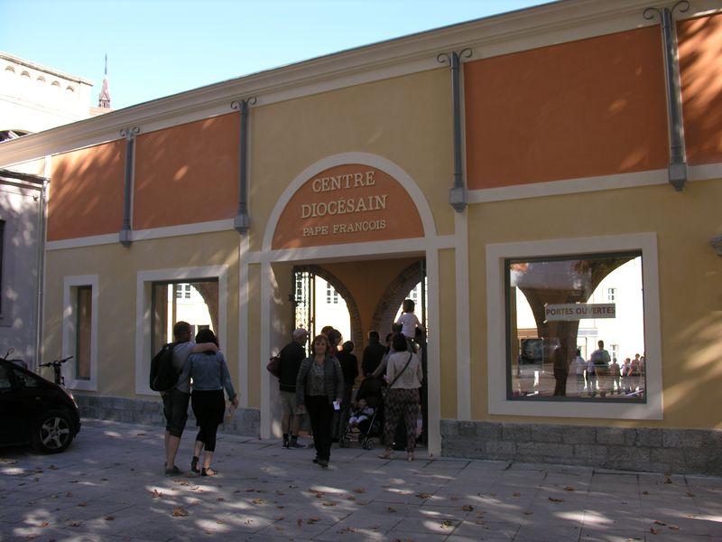 Une journée portes ouvertes réussie pour le Centre diocésain