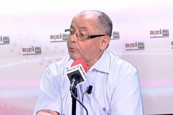 Le père Félix Caillet, invité D!CI