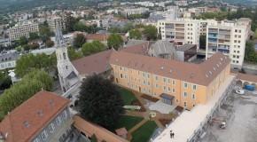 Un Centre diocésain pour aller «de la périphérie au centre et du centre au plus loin»