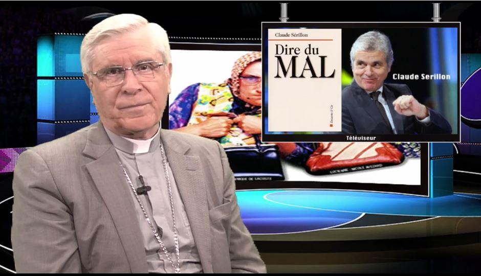 La chronique de Mgr Jean-Michel di Falco Léandri –  Dire du mal