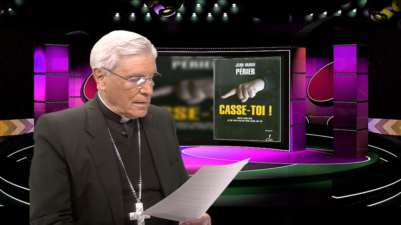 La chronique de Mgr Jean-Michel di Falco Léandri –  Casse-toi !