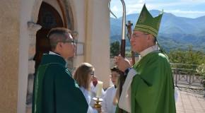 Le père Jean-Baptiste Tran installé curé pour les paroisses du secteur de La Saulce