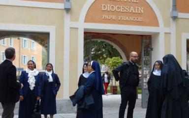 L'année sainte en préparation dans le diocèse – Une année sainte, quésako ? – Qu'en dit le pape ?
