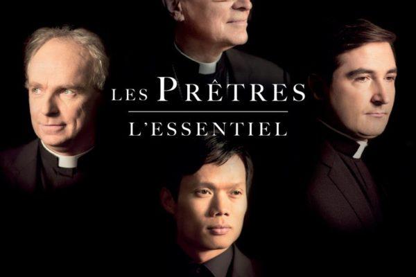 """Sortie de """"L'Essentiel"""" du groupe """"Les Prêtres"""""""