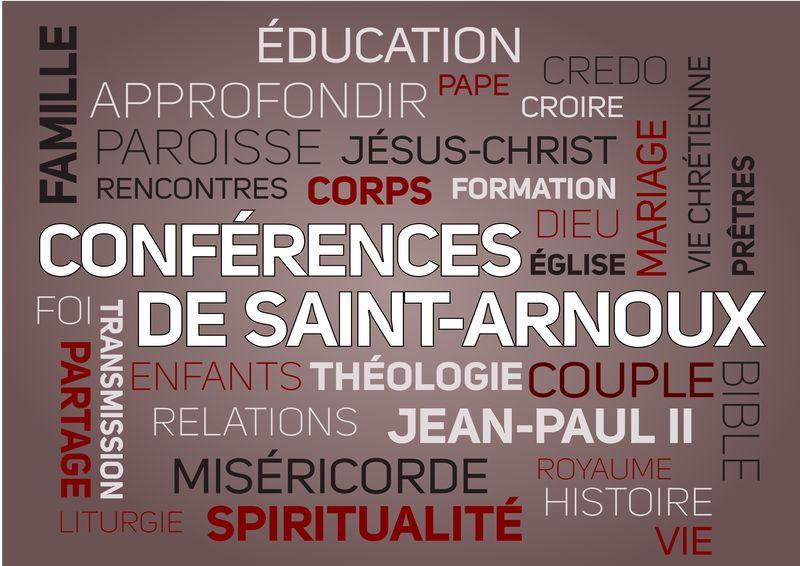 Conférence de Saint-Arnoux sur la laïcité