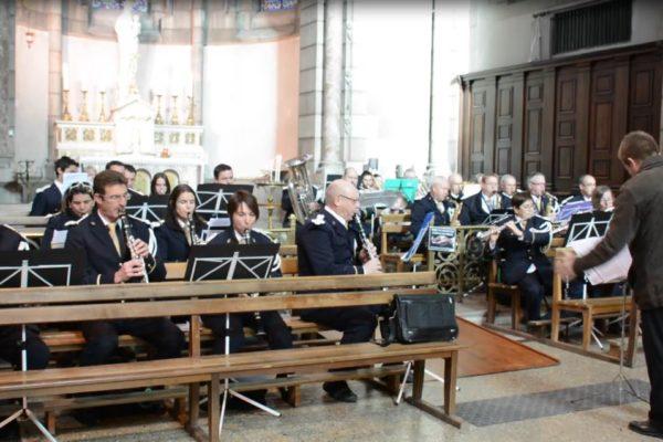 """""""Cacophonie ou harmonie ?"""" dans la cathédrale de Gap honorant sainte Cécile"""